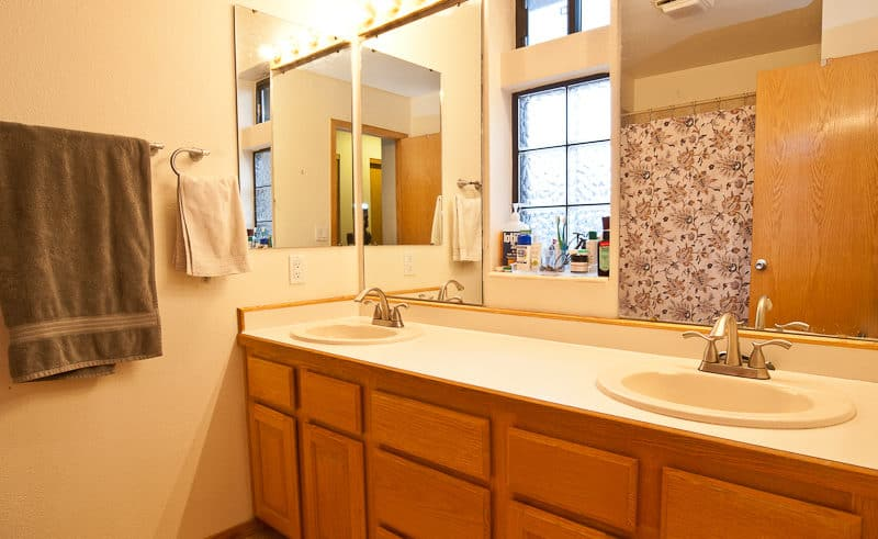 Full Master Bath on Upper Level - Frisco Bay Homes Unit 400-B