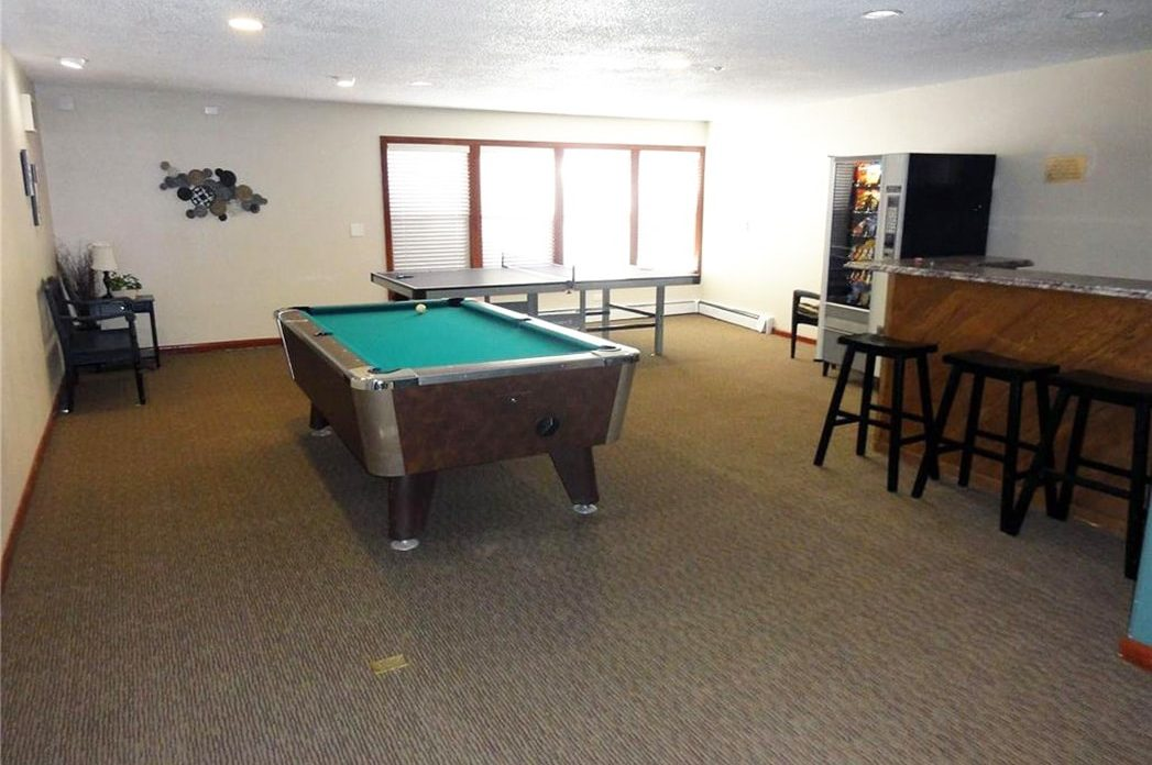 Game Room in CC-DD Building