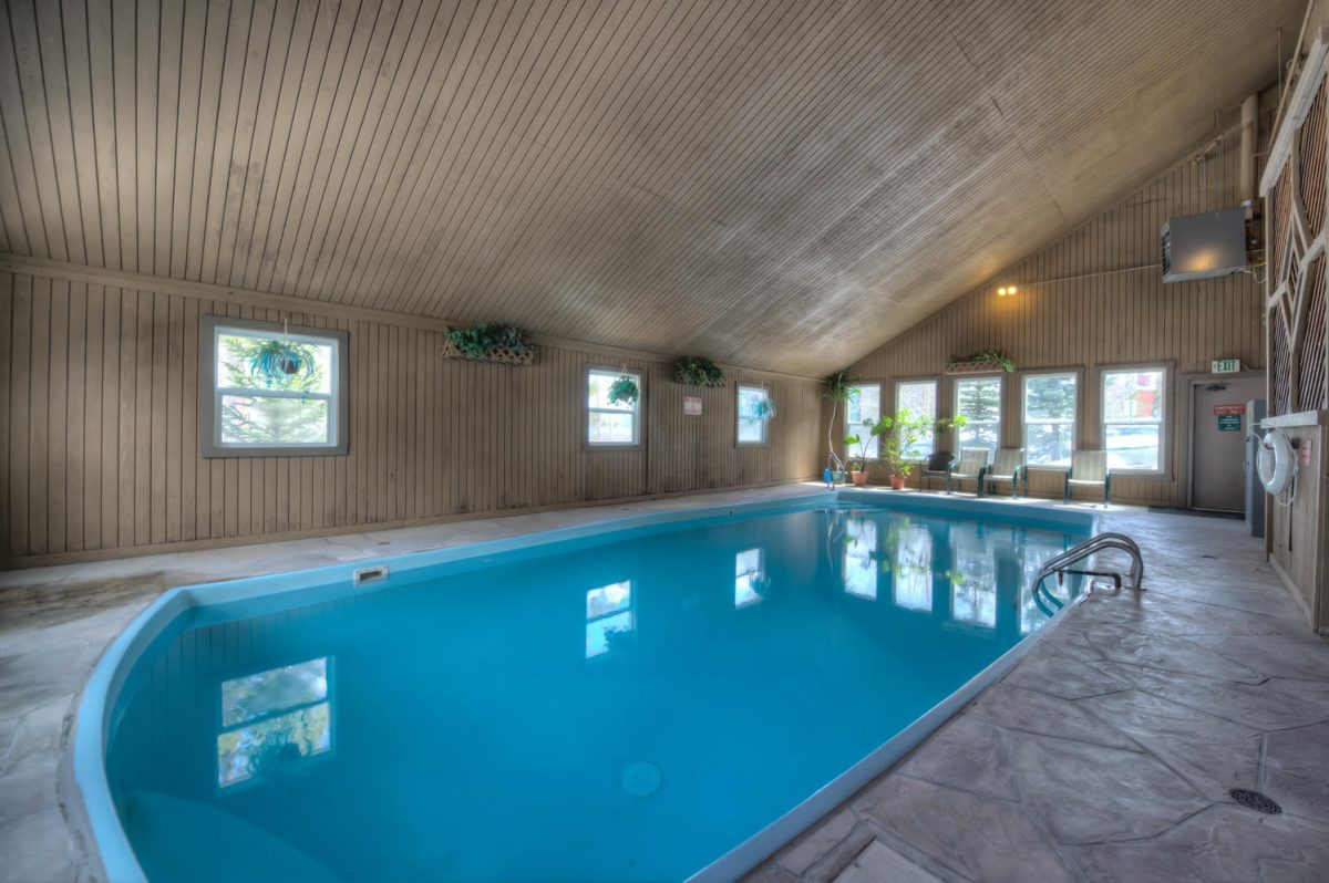 Pool in Treehouse Owners' Clubhouse