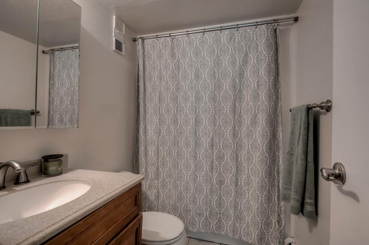 Bathroom - Treehouse A-206 Silverthorne Condo for Sale