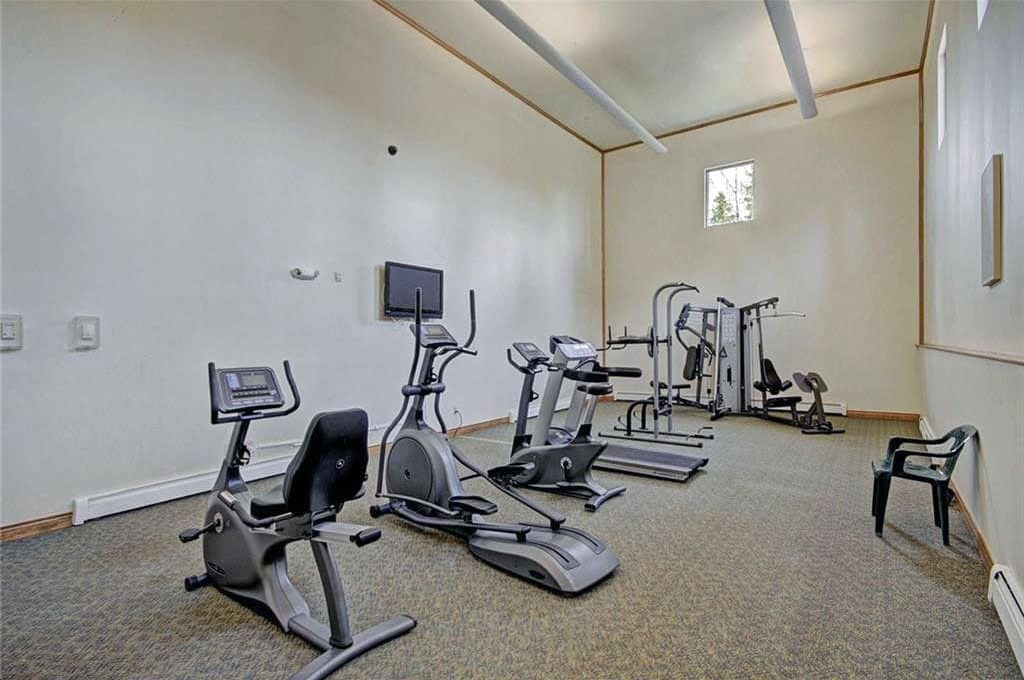 Exercise Room - Treehouse Guest Clubhouse