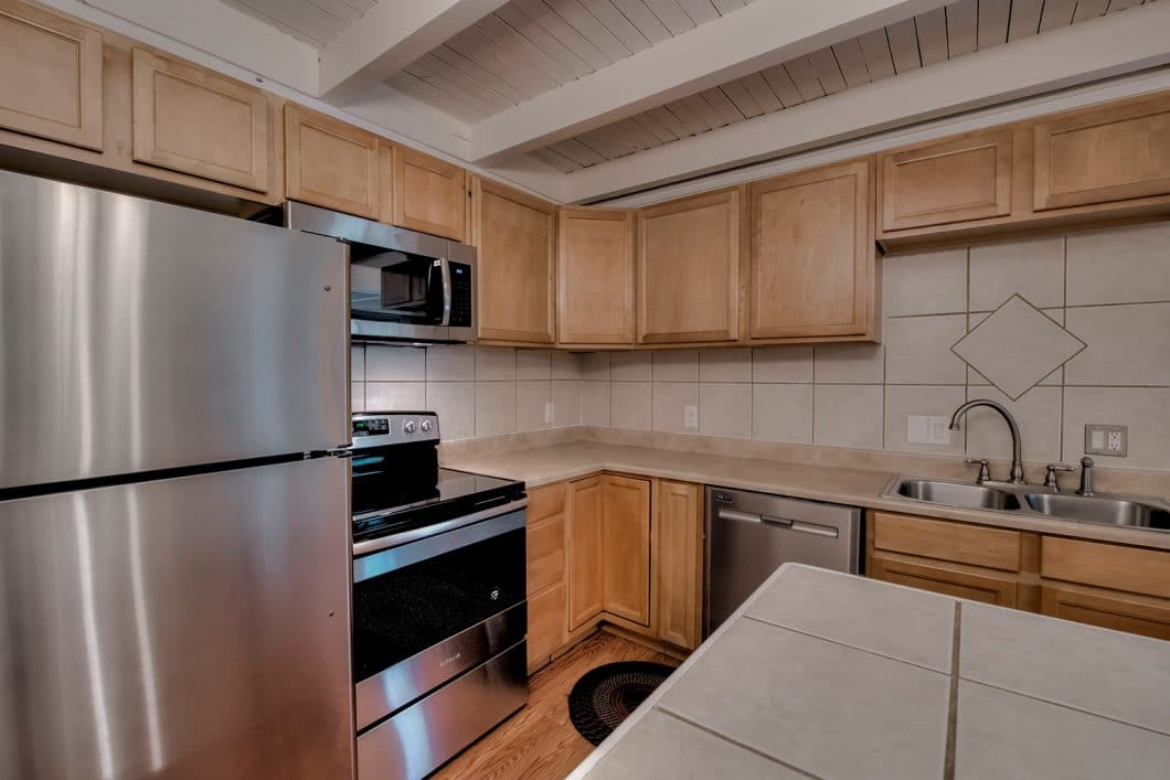 Kitchen - Treehouse A-206 Wildernest Condo for Sale