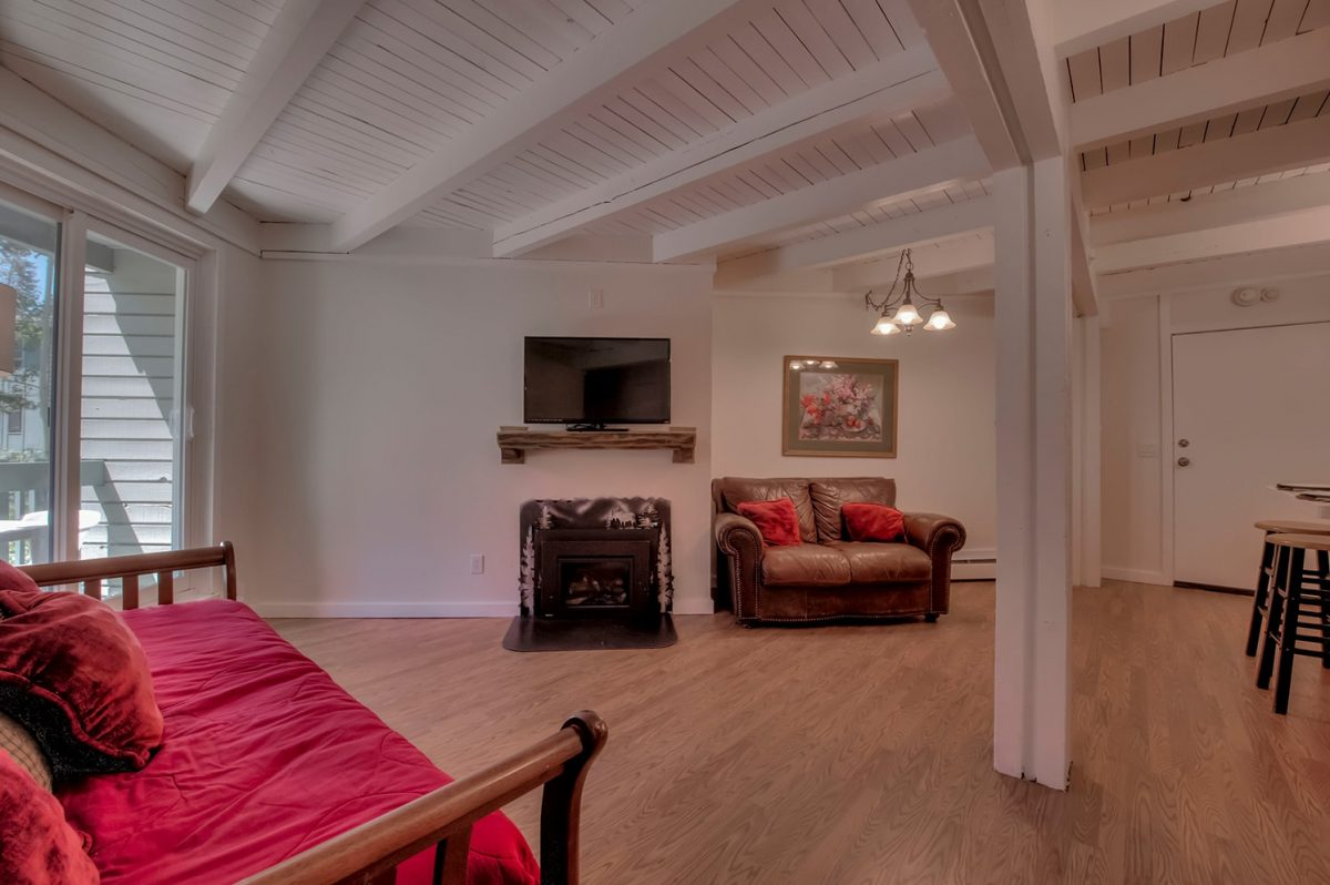 Living Room - Treehouse A-206 Silverthorne Condo for Sale