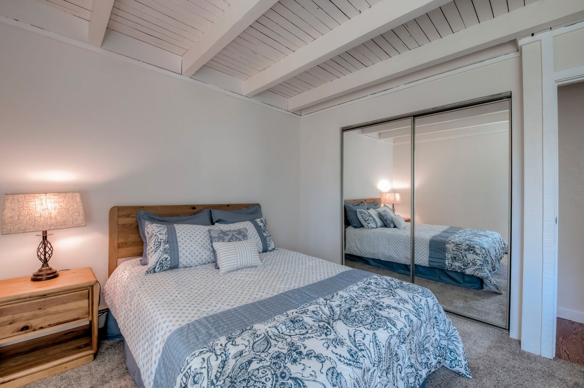 Second Bedroom - Treehouse A-206 Silverthorne Condo for Sale