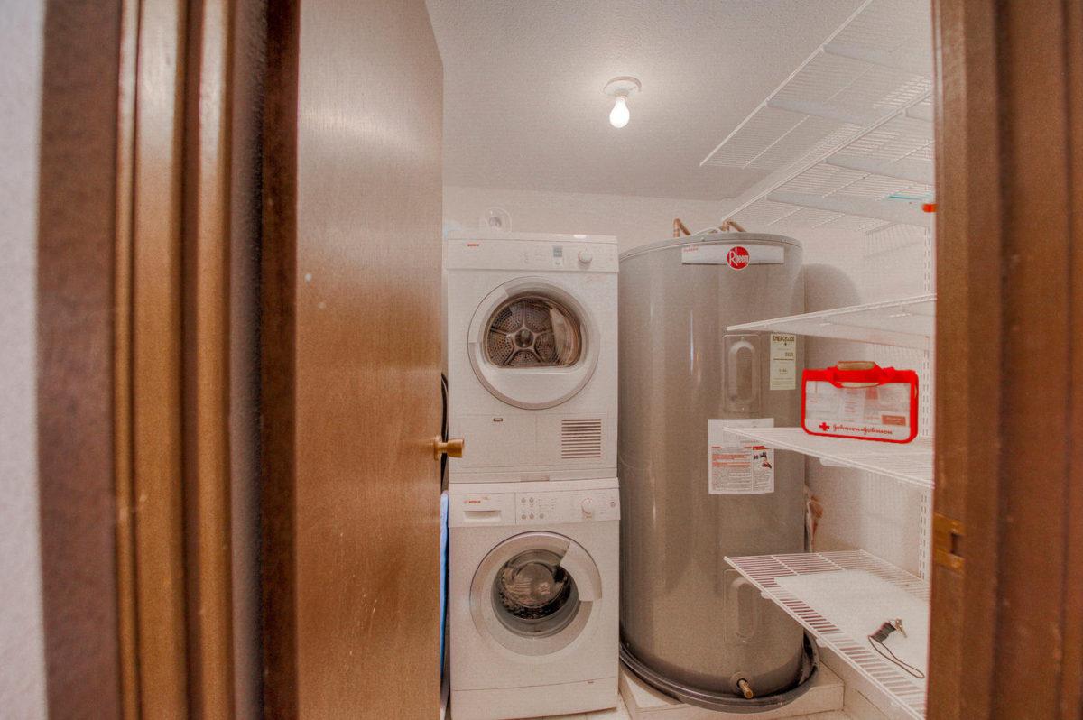 Private Washer & Dryer- Wild Irishman 1078