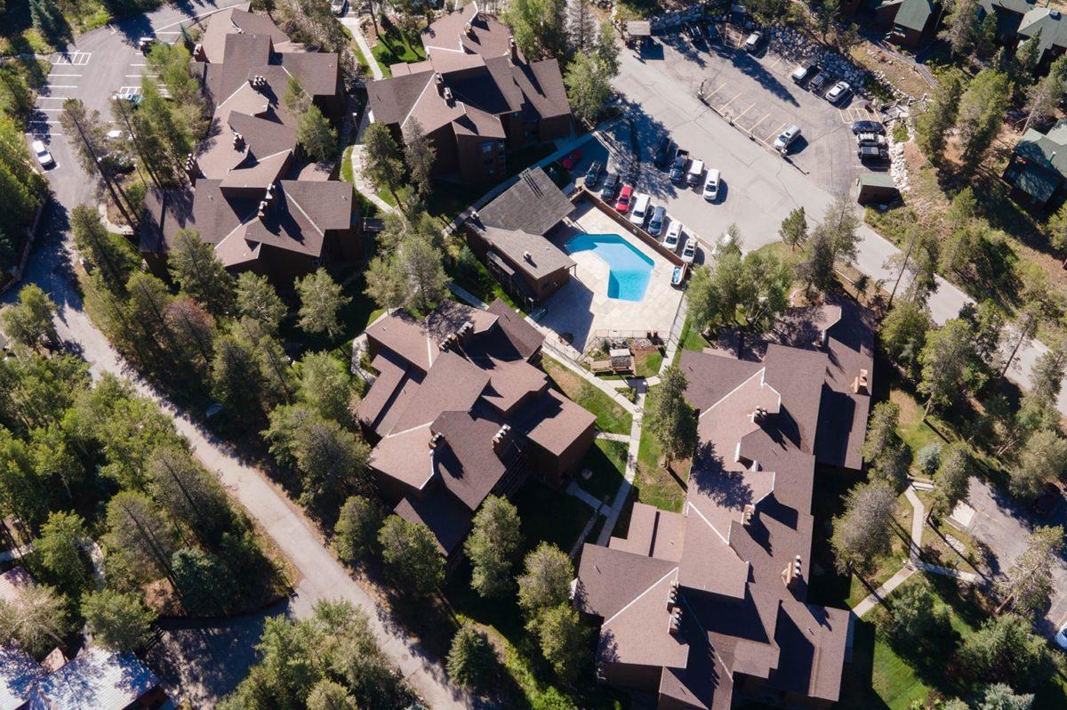 Aerial View - Wild Irishman Complex